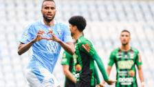 Här är Malmö FF:s två mål mot Varbergs BoIS FC
