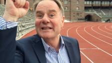 Pelle Kotschack inför DIF-Hammarby