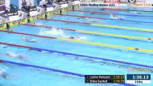 2 200m Medley Damer A-Final SM/JSM 25m 2015