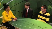 Bosse Johansson och Erik Sjölin