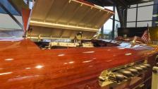 Världsunik båt med Rolls-Royce V12 till salu!