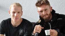 Simon ställer Gustav mot väggen - med fansens frågor