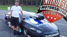 Motorsoffan #166, ProStock med Stefan Ernryd