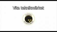 Teknikmärken Squash - VIT