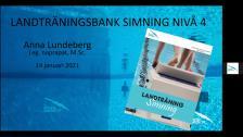 Landträningsbank nivå 4 - Anna Lundeberg, 2021-01-14