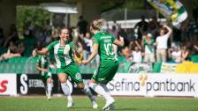 Se höjdpunkterna från 6-0-krossen hemma mot Lidköping