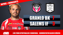 REPRIS Granlo BK - Salems IF