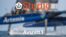 Studio Americas Cup – avsnitt 1