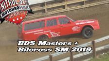 BDS Masters och SM i Bilcross