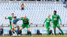 Sammandraget av bortamatchen mot Malmö FF