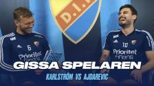 Gissa spelaren | Karlström vs Ajdarevic