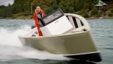 Smartboat 23 – miniWally på franska