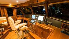 Fleming 58 – ett dygn ombord på lyxjakt för 25 miljoner