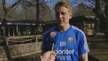 Une Larsson borta fyra till sex veckor enligt första prognosen
