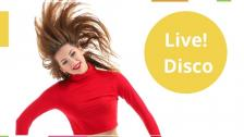 19/12 LIVE: Disco avancerad