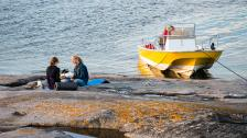 Upptäck båtlivet - tonåringar på äventyr