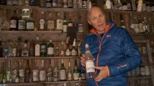 Otroliga historier i unikt flaskmuseum och förlösning av alpaca