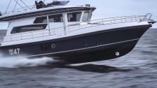 Nord Star 47 SCY –machobåt i lyxförpackning