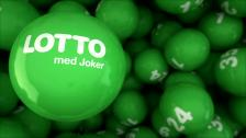 Lotto lördag 10 november