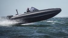 Test av motorbåtar