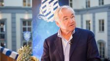 Handelsdagarna 2015 - Sven Hagströmer, finance profile