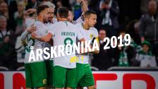 Hammarby Fotbolls årskrönika 2019 - del 1