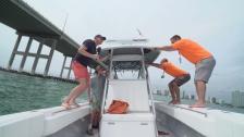 Seakeeper 3 – sätter stopp för gungandet