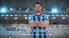 Nyförvärv | Astrit Ajdarevic