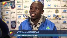 Nyasha måslskytt på nytt