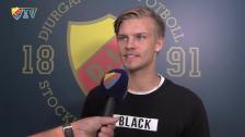 Oscar Jonsson om att få Andreas Isaksson som lagkamrat