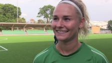Emma Jansson ser fram emot återstarten - och hoppas på en repris