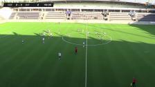 Höjdpunkter från Gefle - DIF i U21Allsvenskan