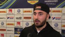 HTV: Mujo efter två mål och tre raka segrar - Nu mår man bra