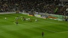 Höjdpunkter från 2-2-matchen mot IFK Norrköping