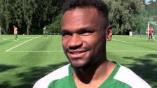 Junior positiv - och hemlighetsfull inför returmötet med Elfsborg