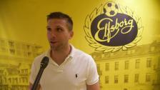 Införsnack: IF Elfsborg–AFC Eskilstuna (omg. 9)