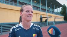 Intervjuer inför omstarten och derbyt mot AIK
