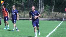 Bärkroth hoppas på debut på söndag