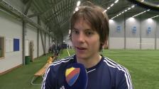 Kasper Hämäläinen inför matchen mot TPS Åbo