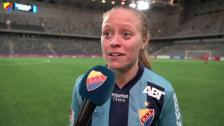 Segerintervjuer efter 4-0 mot KIF Örebro