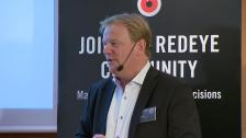 Acconeers VD Lars Lindell presenterar på Redeye Technology Seminar 2016