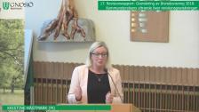 5 september 2019 18:30 Gnosjö kommun Kommunfullmäktige - 05 Sep 18:24 - 19:17