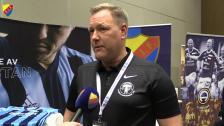 Patrick Winqvist inför DIF-Trelleborg