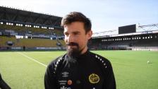 Inför Elfsborg–Helsingborg (träningsmatch)