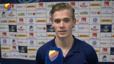 Allsvensk debut för Hampus Finndell