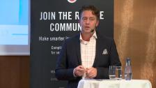 Moberg Pharma VD Peter Wolpert presenterar på Life Science Seminar 2016
