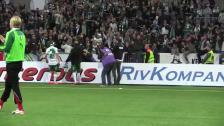 Dämpad segerglädje efter derbyt - För Erik!