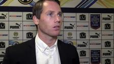 Johan - Borde vunnit sett till chanserna