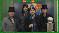 Kotschacks julkalender – lucka 24: Guldjul på Djurgården
