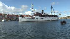 Ann Rosmans sekelskifte i Marstrand